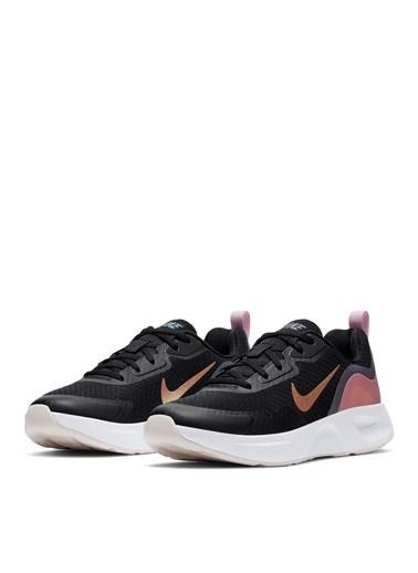 Nike Nike Wearallday Kadın Lifestyle Ayakkabı Siyah